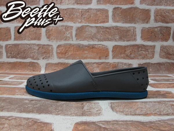 BEETLE PLUS 西門町專賣店 全新 現貨 NATIVE VERONA 水手鞋 超輕量 鐵灰 湖水藍 雙色 GLM18-074