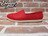 BEETLE PLUS 西門町專賣店 全新 NATIVE VERONA 水手鞋 超輕 紅 奶油底 RED GLM18-642 0