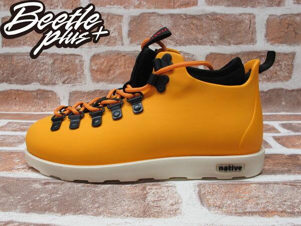 西門町專賣 BEETLE PLUS 全新 加拿大 NATIVE FITZSIMMONS BOOTS POPSICLE ORANGE 橘 超輕量 登山靴 GLM06-841 0