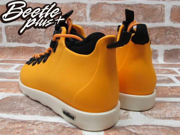 西門町專賣 BEETLE PLUS 全新 加拿大 NATIVE FITZSIMMONS BOOTS POPSICLE ORANGE 橘 超輕量 登山靴 GLM06-841 2