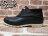 BEETLE PLUS 2014 全新 NATIVE JIMMY MID JIFFY BLACK 黑 奶油底 短筒 獵鴨靴 超輕量 防水鞋 GLM15B-001 0