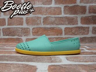 《下殺$1499》BEETLE PLUS NATIVE VERONA FRESCO GREEN YELLOW 水手鞋 綠黃 奇異果 檸檬起司 馬卡龍 GLM18-372