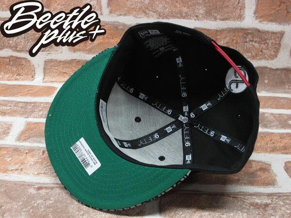 BEETLE PLUS 全新 NEW ERA I,M THE TRUTH LOGO 黑 爆裂紋 我是真理 SNAPBACK 後扣棒球帽 NE-78 2