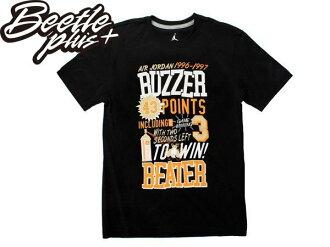 BEETLE PLUS NIKE AIR JORDAN XII 12 BUZZER 全黑 黑橘 黑白 TEE 短T 塗鴉 噴漆 576790-011