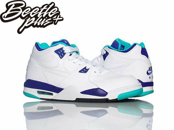 BEETLE PLUS NIKE AIR FLIGHT 89 白紫 白綠 GRAPE JORDAN 5 白葡萄 潑墨 306252-113 D-050 0
