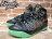 BEETLE PLUS 全新 NIKE KOBE IX 9 ELITE GS ASG 全明星賽 高筒 黑綠 夜光 女鞋 636602-002 1