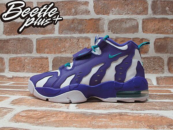 BEETLE PLUS AIR DT MAX'96 GS 白紫 紫綠 黃蜂 魔鬼氈 火焰 爪痕 616502-501