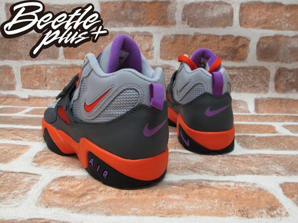 BEETLE PLUS NIKE AIR SPEED TURF GS TRAINER 灰 橘粉 女鞋 籃球鞋 535735-085 2
