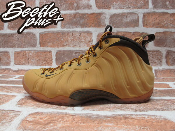 BEETLE PLUS NIKE AIR FOAMPOSITE ONE PRM PENNY 泥巴 太空鞋 一分錢 哈達威 TIMBERLAND 575420-700