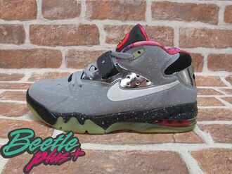 BEETLE PLUS 台灣未上市 NIKE AIR FORCE MAX 2013 PRM QS AREA 72 明星賽 夜光底 597799-001
