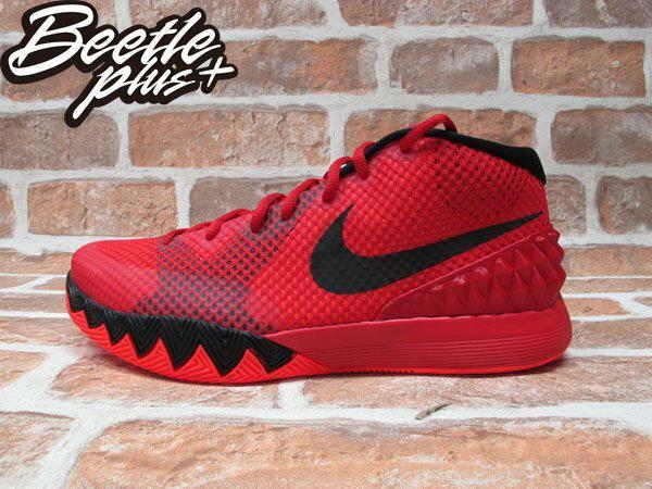 BEETLE PLUS NIKE KYRIE 1 EP IRVING 克利夫蘭 騎士隊 紅黑 紅鷹 紅鯊 籃球鞋 705278-606