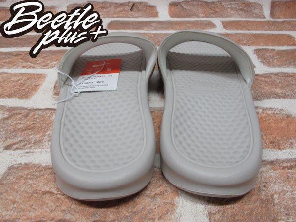 BEETLE PLUS NIKE WMNS BENASSI JDI PRINT QS 城市 紐約 拖鞋 715870-009 2