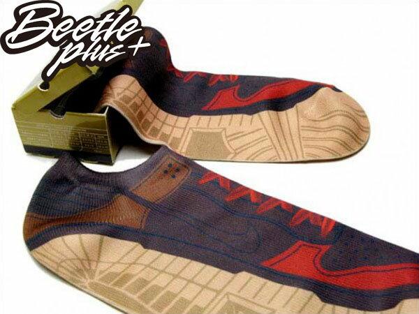 BEETLE PLUS 全新 NIKE SB DUNK 街頭 滑板 運動 咖啡 短襪 限量 鞋盒 布魯克林 滑板神童 SX3436-222 NT-44 1