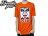 BEETLE PLUS 西門町經銷 全新 美國品牌 OBEY MEGA DOSE LOGO 亮橘 人臉彩繪塗鴉 NBA SUPREME 163080368ORG OB-190 0