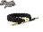 BEETLE PLUS 西門町經銷 全新 美國品牌 RASTACLAT SHOELACE BRACELET ONYX II 黑金 編織 手環 RA-22 0
