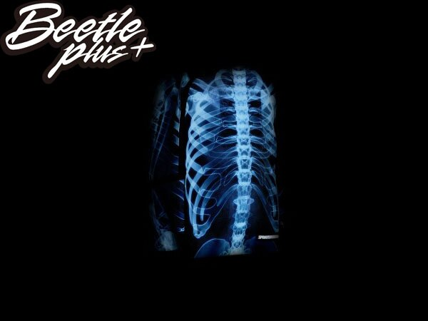 BEETLE PLUS 美國潮牌 SPRAYGROUND 超強功能性 後背包 X-RAY BONES DELUXE BACKPACK 骨頭 夜光 X光 SP-14 2