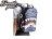 BEETLE PLUS 美國潮牌 SPRAYGROUND 超強功能性 後背包 DEATH SHARK BY MISHKA 聯名 眼球 鯊魚 SP-18 2