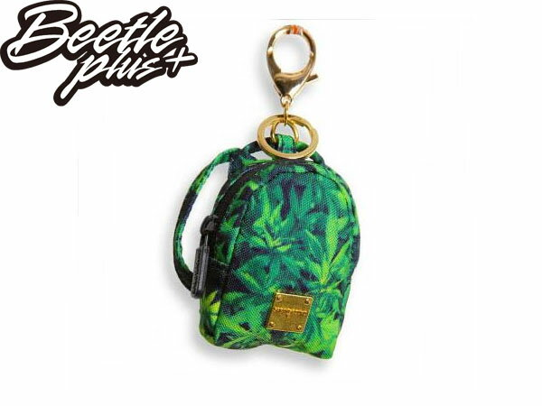 西門町 BEETLE PLUS 美國潮牌 SPRAYGROUND COIN 零錢包 鑰匙包 HUF 大麻 EXPLICIT GREENS MINI POUCH SP-03 - 限時優惠好康折扣