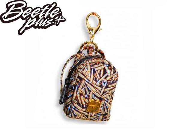BEETLE PLUS 全新 現貨 美國潮牌 SPRAYGROUND COIN 零錢包 鑰匙包 子彈 THE AMMO MINI KEYCHAIN BACKPACK SP-12 0