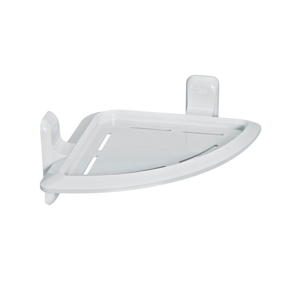 3M 無痕浴室防水收納-三角架3入超值組★33 3M品牌慶 ★299起免運