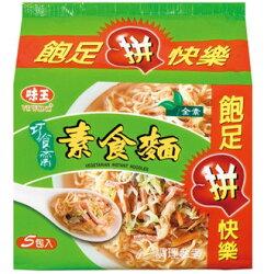 味王 巧食齋 素食麵 82g (5入)/袋