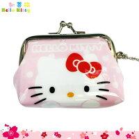 凱蒂貓週邊商品推薦到三麗鷗 Hello Kitty 凱蒂貓 多功能 零錢包 收納小包 小零錢包吊飾 錢包 日本進口正版 047829