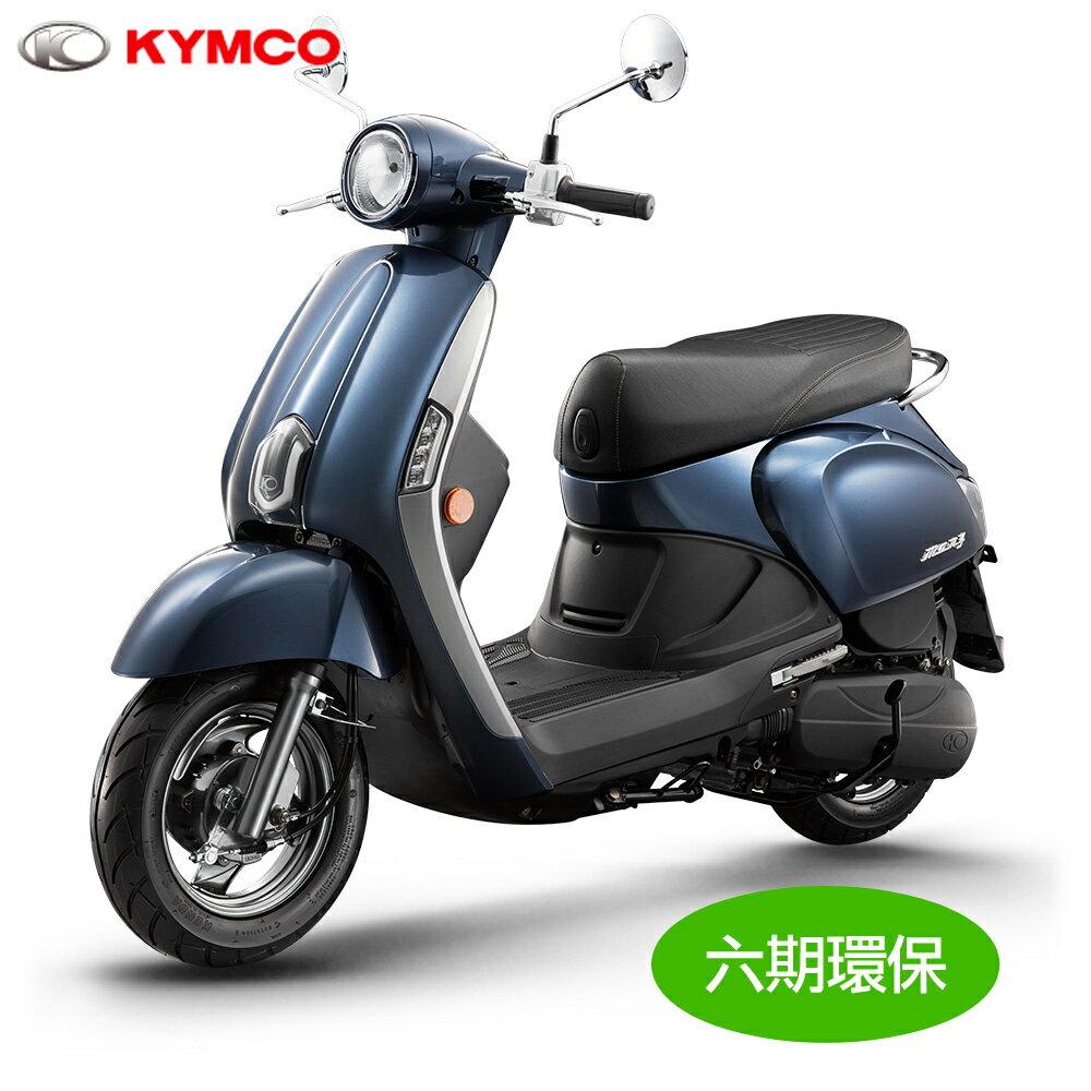 【KYMCO光陽】NEW MANY 110 碟煞 (2017年新領牌車) SE22CA(一次付清)