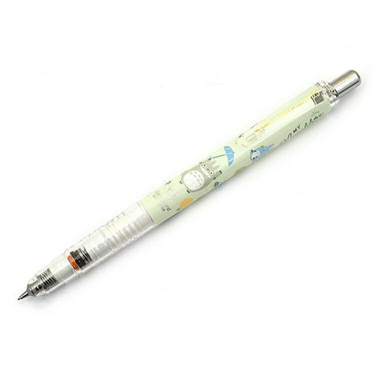 又敗家@日本製ZEBRA不斷芯DelGuard防斷芯0.5mm自動鉛筆Totoro豆豆龍貓P-MAS85-TTR-19S-G宮崎駿Totoro豆豆龍