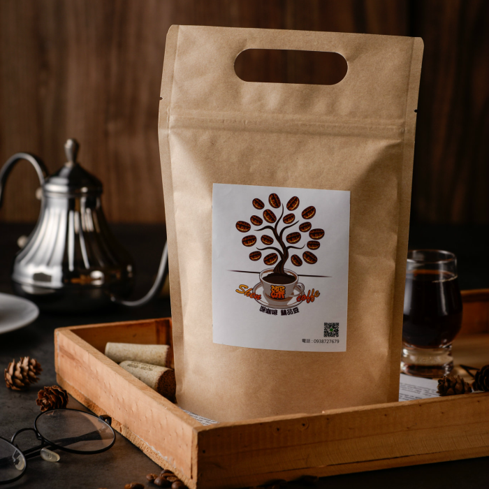 印尼 蘇門答臘 林東曼特 寧 三次手挑 咖啡豆 濾掛 保鮮夾鏈立袋 日曬豆 口感柔滑平順