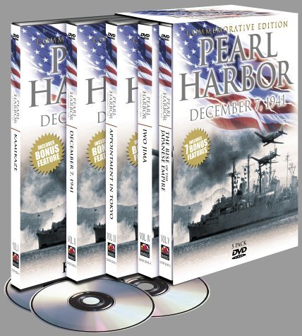 Pearl Harbor - December 7, 1941 (Commemorative Edition 5-Pack) def9193a5a98f1a0118367136169ed99