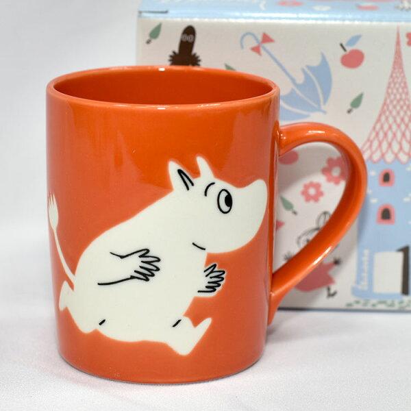 MOOMIN嚕嚕米陶瓷馬克杯湯杯正版日本製