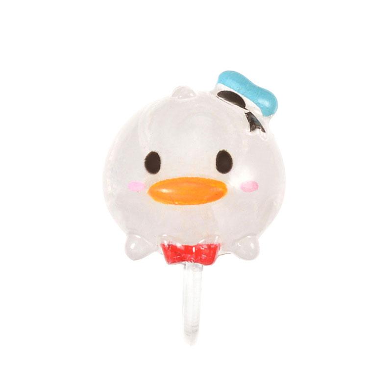 【真愛日本 16050300023專賣店限定tsum果凍耳環-唐老鴨  迪士尼 Donald Duck 唐老鴨 預購