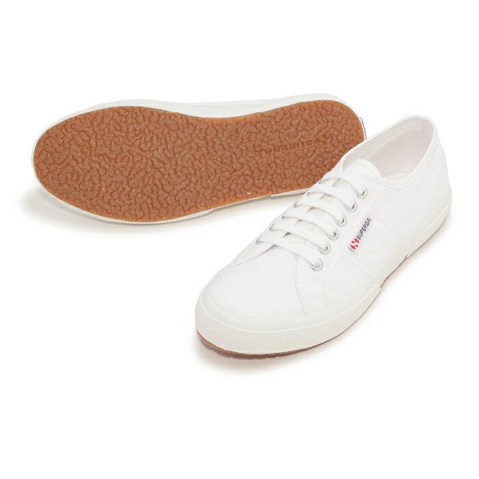 【SUPERGA】義大利國民鞋-白 Cotu - Classic2750 3