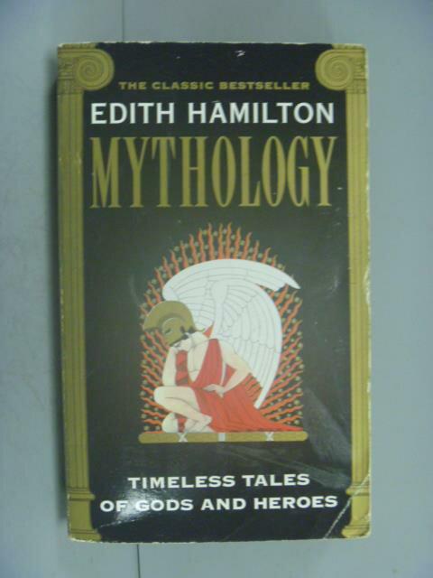 ~書寶 書T1/宗教_NKY~Mythology: Timeless Tales of G
