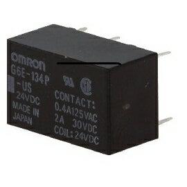 【佑齊企業 iCmore】G6E-134P-US-24VDC G6E系列繼電器 REALY(含稅)