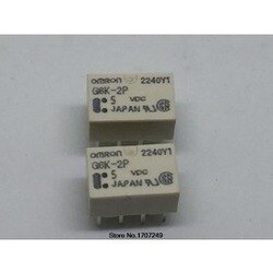【佑齊企業 iCmore】G6K-2P-Y-DC5V G6K系列繼電器 REALY(含稅)