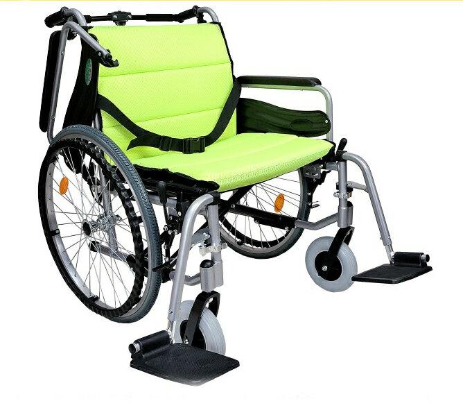 來而康 頤辰 機械式輪椅 YC-700 輪椅B款或C款 附加功能A款補助 贈 輪椅置物袋
