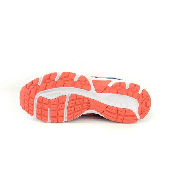 亞瑟士 ASICS GEL-CONTEND 4 GS 運動鞋 童鞋 藍色 大童 C707N-1406 no283 7