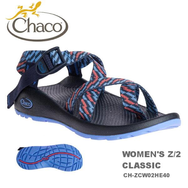 【速捷戶外】美國ChacoZ2越野運動涼鞋女款CH-ZCW02HE40-標準(凝結日蝕),戶外涼鞋,運動涼鞋