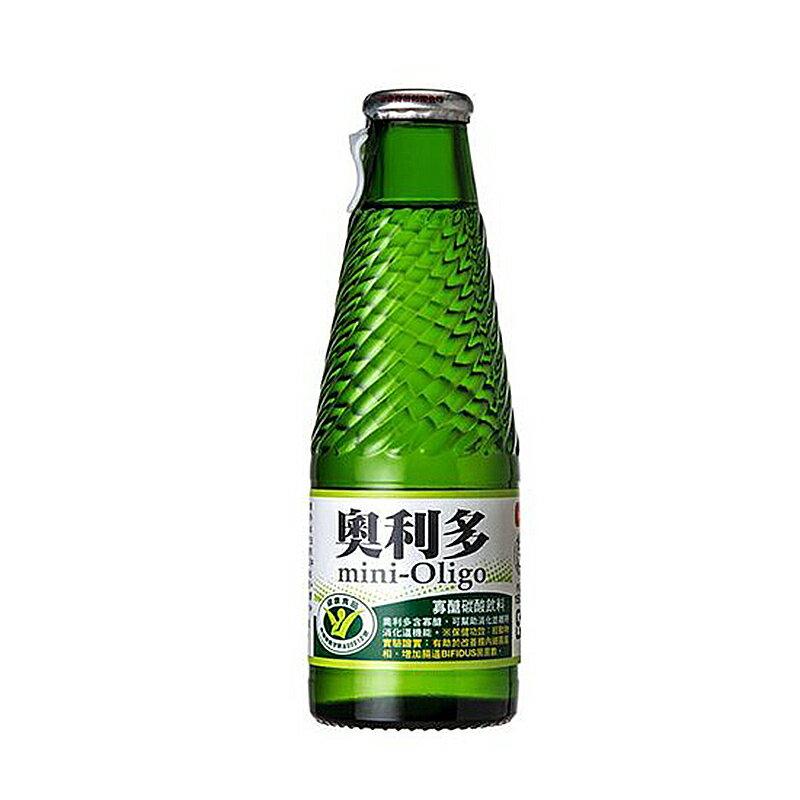金車 奧利多 寡糖碳酸飲料(玻) 150ml (8瓶入)/組【康鄰超市】