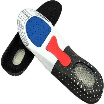 矽膠蜂窩鞋墊 透氣 吸汗 減震 跑步 打球 皆可使用 衝評價