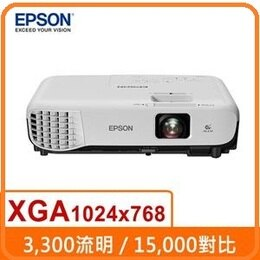 EPSON X05 液晶 亮彩無線投影機 替代商品
