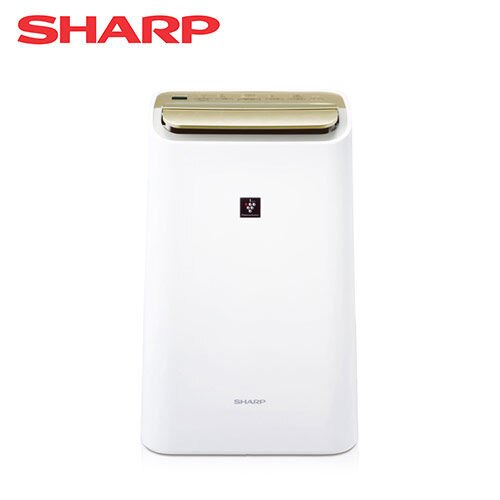 ★牌面品★ SHARP夏普10L自動除菌離子溫濕感應清淨&除濕兩用機 DW-E10FT /DWE10FT **免運費**