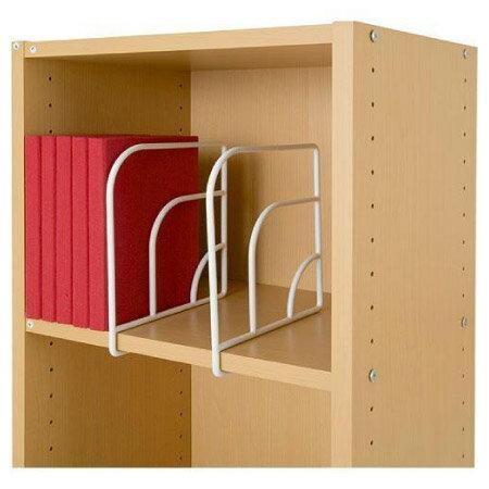 彩色櫃層櫃用書檔S2入NITORI宜得利家居