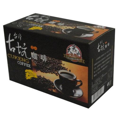 大尖山雲林古坑二合一咖啡12g*15【愛買】