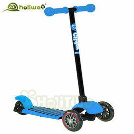 【Holiway】YVolution Glider三輪滑板平衡車-精緻款(4色)