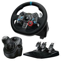 Deals on Logitech G29 Driving Force Race Wheel + G Driving Force Shifter