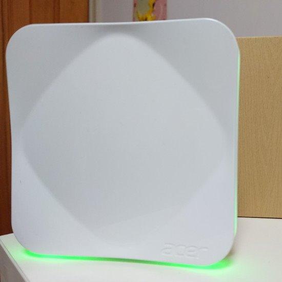<br/><br/>  【新風尚潮流】Acer 智慧空氣品質偵測器 偵測PM2.5 PM10懸浮微粒 CO2 TVOC 連結智能家電 AM100<br/><br/>
