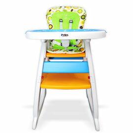 【悅兒樂婦幼用品舘】Puku 藍色企鵝 Magic高腳餐椅