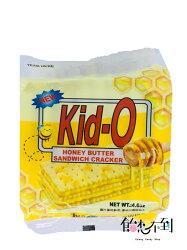 Kid-O日清三明治餅乾-蜂蜜奶油口味130g(小)
